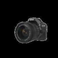 DSLR D3400 DUAL KIT CAMERA 3D Model