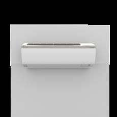ETKP35S 1TON INVERTER AIR CONDITIONER WHITE 3D Model