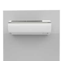 INVERTER AIR CONDITIONER WHITE 3D Model