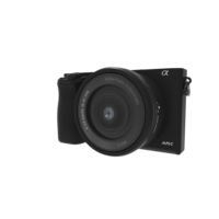 CAMERA 24MP DUAL KIT BLACK 3D Model