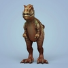 08 32 12 801 fantasy cartoon dinosaur trex 02 4