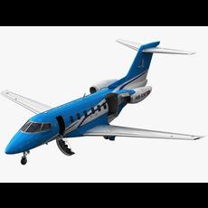 Pilatus PC-24 3D Model