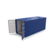 20ft Shipping Container Blue 3D Model