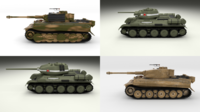 Eastern Front Armor Pack v1 3D Model