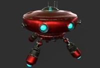Robot BOC662 3D Model