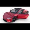 Tesla Roadster with Interior 3D Model