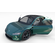 Tesla Roadster Green with Interior 3D Model