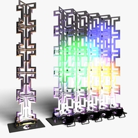 Stage Decor 26 Modular Wall Column 3D Model
