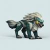 07 23 54 355 fantasy monster warrior wolf 05 4