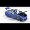 10 19 01 455 tesla open chassis 0068 4