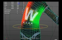 mTensionMap 0.0.1 for Maya (maya plugin)