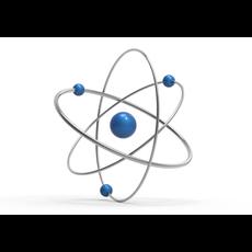 Model of the atom 3D Model