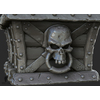 07 00 55 379 closeup 3d pirate treasure chest skull 4