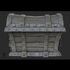 07 01 06 379 back 3d pirate treasure chest game art 4