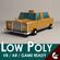 Low-Poly Cartoon Taxi Cab 3D Model