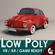 Low-Poly Cartoon VW Beetle 3D Model