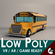Low-Poly Cartoon School Bus 3D Model