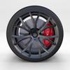 19 30 22 745 tesla wheel 0001 4