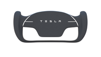 Tesla Roadster Steering Wheel 3D Model