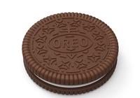 Oreo Cookie 3D Model