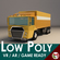Low-Poly Cartoon Cargo Truck 3D Model