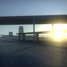 Freeway05 3D Model