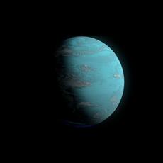 Uranus 2k 3D Model
