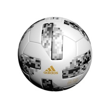 Adidas Telstar Russia 2018 3D Model