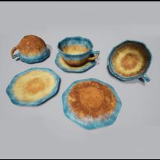 Teacup and Saucer 3D Model