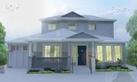 facade house 3D Model
