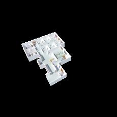 3d floorplan (2 floor) 3D Model
