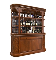 Liquor Display Cabinet 2 3D Model
