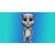 Virtual Pet – 3d Character With Animations 3D Model