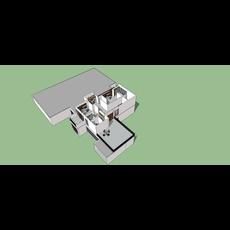 3d floorplan 3D Model