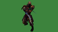 Assassin: 3D Character Battle 3D Model