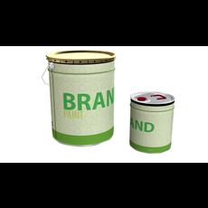 Paint cans 3D Model