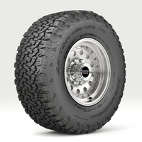 OFF ROAD WHEEL AND TIRE 5 3D Model