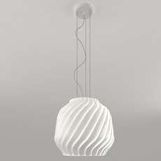 "Hanging Lamp ""Ray"" 3D Model"