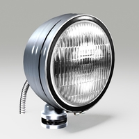 OFF ROAD FOG LIGHT 1 3D Model