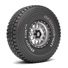 OFF ROAD WHEEL AND TIRE 9 3D Model