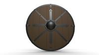 Shield 18 3D Model