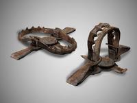 Trap 3D Model