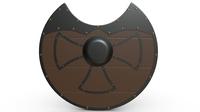 Shield 20 3D Model