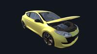 Real Car 1 Unity3D 3D Model