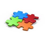 3D Puzzle 3D Model
