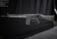G3A4 Rifle 3D Model