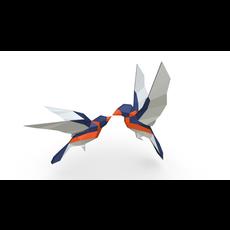 Birds figure 3D Model