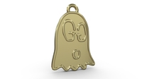 Gucci pendant 2 3D Model