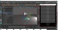 (Pixo Jr 2.0.0 for Maya) Body GUI. 1.0.0 for Maya (maya script)