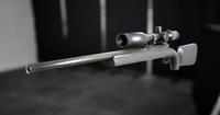 sniper m24 3D Model